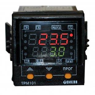 ТРМ101 ПИД-регулятор с универсальным входом и интерфейсом RS-485