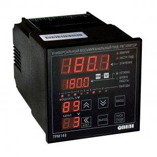 ТРМ148 универсальный ПИД-регулятор 8-канальный