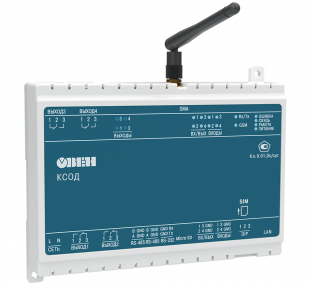 Контроллер для учета ресурсов ОВЕН КСОД