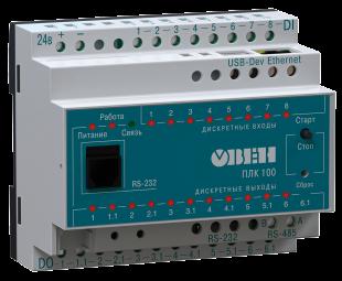 Программируемый логический контроллер ОВЕН ПЛК100-ТЛ