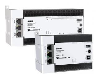 Программируемый логический контроллер ПЛК110 [М02] с исполнительной средой MasterSCADA 4D