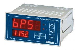 Панель оператора с цифровой индикацией ОВЕН СМИ1
